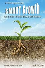 A Prescription for Smart Growth for Small to Mid-Size Businesses