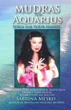 Mudras for Aquarius