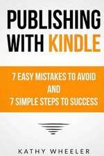 Publishing with Kindle