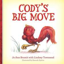 Cody's Big Move
