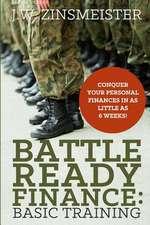 Battle Ready Finance