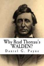 Why Read Thoreau's Walden?:  Generative Systems