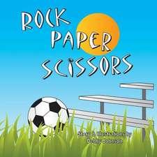 Rock. Paper. Scissors.