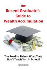 The Recent Graduate's Guide to Wealth Accumulation