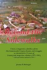 Beyond the Sidewalks