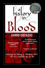 A History in Blood