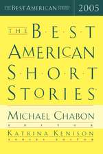 The Best American Short Stories 2005