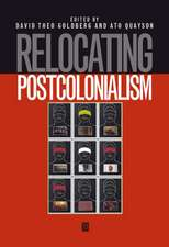 Relocating Postcolonialism