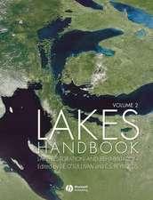 The Lakes Handbook: Lake Restoration and Rehabilitation