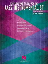 Exercises and Etudes for the Jazz Instrumentalist: Treble Clef Edition