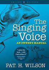 The Singing Voice