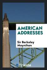American Addresses