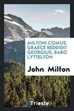 Miltoni Comus