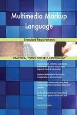 Multimedia Markup Language Standard Requirements