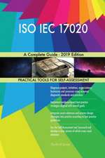 ISO IEC 17020 A Complete Guide - 2019 Edition
