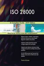 ISO 28000 A Complete Guide - 2019 Edition