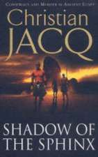 Shadow of the Sphinx: The Judge Of Egypt