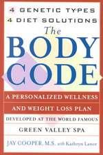 The Body Code