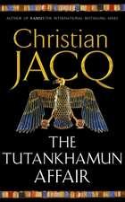 Jacq, C: The Tutankhamun Affair