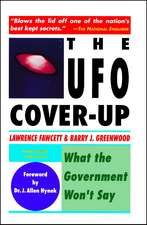 UFO Cover-up: What the Government Won't Say
