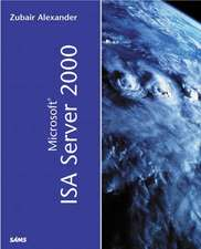 Microsoft ISA Server 2000