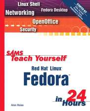 Sams Teach Yourself Red Hat Linux Fedora in 24 Hours