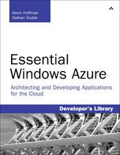 Essential Windows Azure