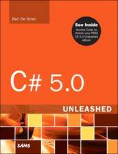 C# 5.0 Unleashed [With CDROM]:  Covering Html5, Css3, and Jquery