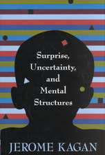 Surprise, Uncertainty & Mental Structures
