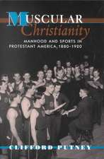 Muscular Christianity – Manhood & Sports in Protestant America 1880–1920