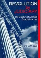 Revolution by Judiciary