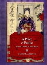 A Place in Public – Womens Rights in Meiji Japan