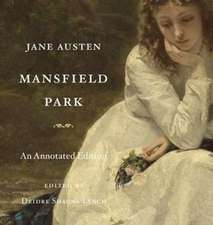 Mansfield Park – An Annotated Edition