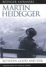 Martin Heidegger – Between Good & Evil (Paper)