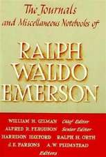 The Journals & Miscellaneous Notebooks of Ralph Waldo Emerson – 1841–1843 V 8