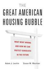 The Great American Housing Bubble – What Went Wrong and How We Can Protect Ourselves in the Future
