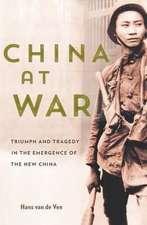 China at War