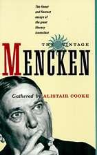 The Vintage Mencken:  Reissue