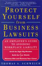 Protect Yourself from Business Lawsuits