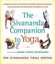 Sivananda Companion to Yoga:  Sivananda Companion to Yoga