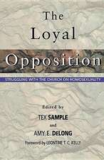 The Loyal Opposition