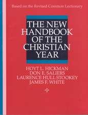 New Handbook of the Christian Year