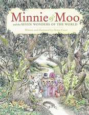 Minnie & Moo and the Seven Wonders of the World
