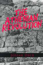 The Athenian Revolution – Essays on Ancient Greek Democracy and Political Theory
