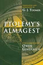 "Ptolemy's ""Almagest"""