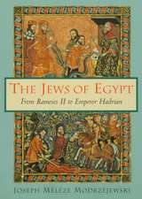 The Jews of Egypt – From Rameses II to Emperor Hadrian