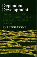 Dependent Development – The Alliance of Multinational, State, and Local Capital in Brazil