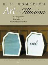Art and Illusion – A Study in the Psychology of Pictorial Representation