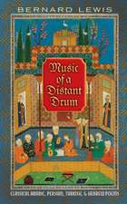 Music of a Distant Drum – Classical Arabic, Persian, Turkish, and Hebrew Poems