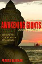 Awakening Giants, Feet of Clay – Assessing the Economic Rise of China and India